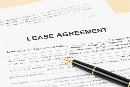 The Term Provision of a Lease Agreement