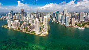 Downtown Miami, Climate change