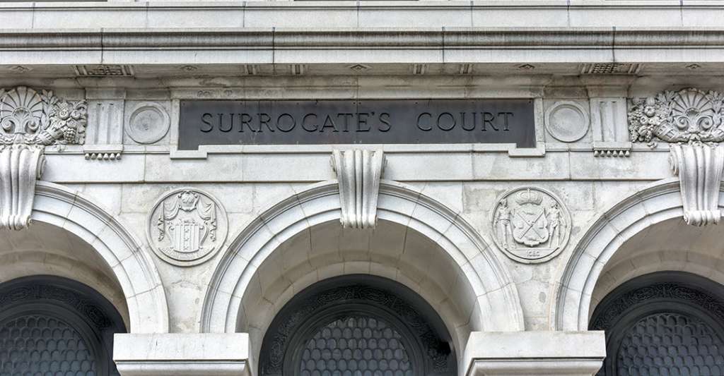 ny probate, ny surrogate court, ny probate attorney, inheritance, file a will, new york courts