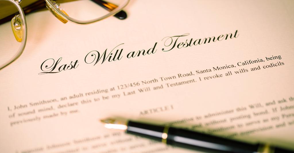 will, testament, probate, file a will in court, florida probate attorney