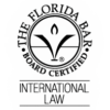 florida bar board certified expert in international law, francis m. boyer