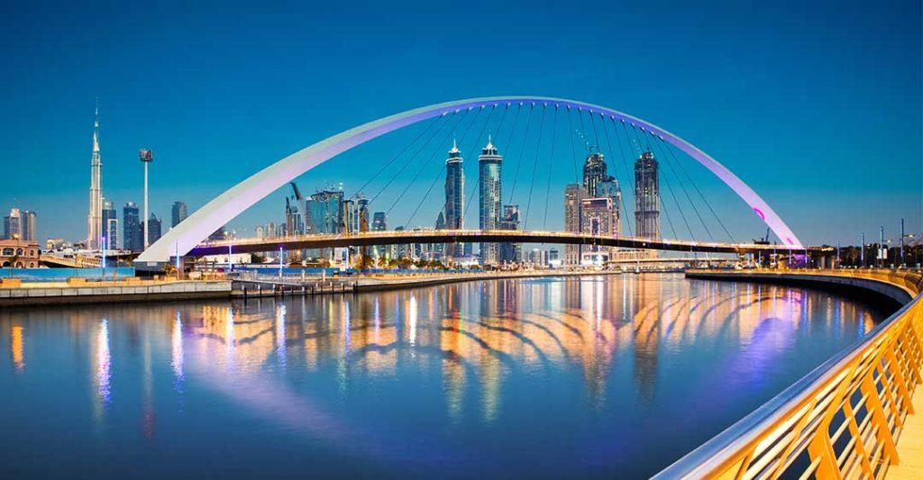 tolerance bridge, dubai, international legal collaboration, cross-border collaboration
